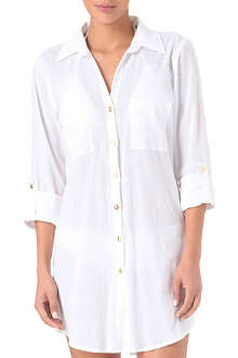 HEIDI KLEIN Long sleeved shirt dress