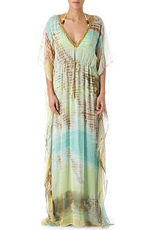 HEIDI KLEIN Manzanilla maxi dress