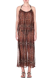 HEIDI KLEIN Kerla drawstring maxi dress
