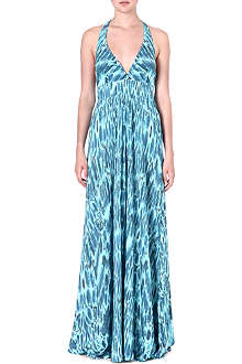 HEIDI KLEIN Laos adjustable maxi dress