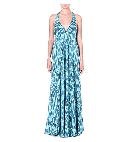 HEIDI KLEIN Laos adjustable maxi dress (Prt-laos