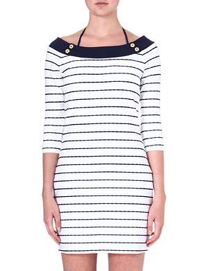 HEIDI KLEIN Ravello striped dress