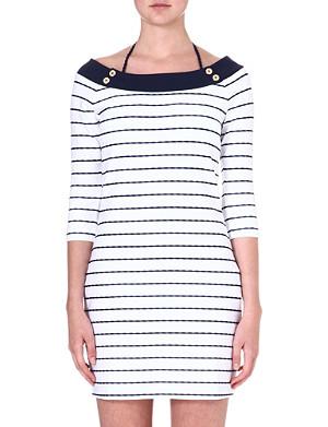 HEIDI KLEIN Ravello striped dress