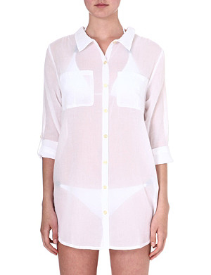 HEIDI KLEIN Martinique oversized shirt