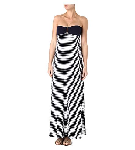 HEIDI KLEIN Sete bandeau maxi dress (Stp-sete