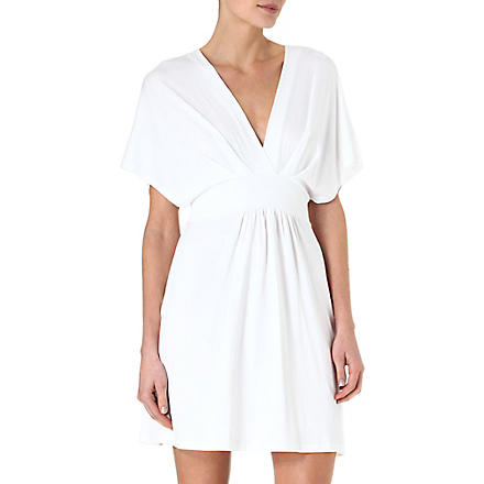 HEIDI KLEIN Sainte Maxime mini dress (Wht-ste+maxime