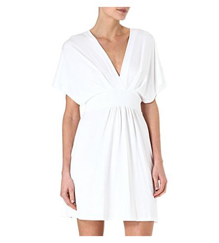 HEIDI KLEIN Sainte Maxime mini dress (Wht-ste maxime