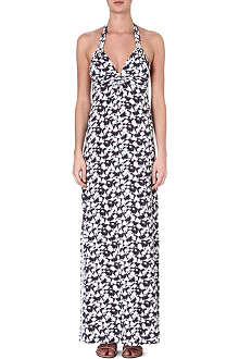 HEIDI KLEIN Caicos ruched maxi dress