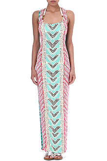 MARA HOFFMAN Luau beach dress