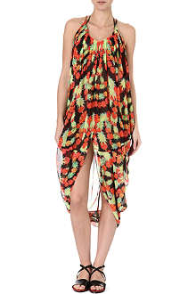 MARA HOFFMAN Garlands draped beach dress