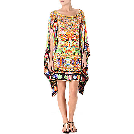 CAMILLA Bordered kaftan dress (Jakima