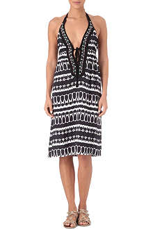 NANETTE LEPORE Grand Bazaar short dress