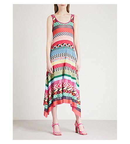 MARY KATRANTZOU Leandra knitted dress (Multi