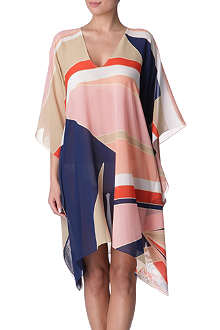 TALLULAH & HOPE Hero silk kaftan