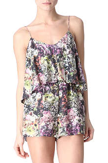 ZIMMERMANN Vase playsuit