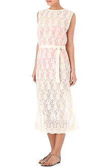 ZIMMERMANN Praire lace beach dress
