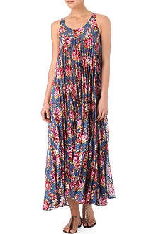 ZIMMERMANN Floral beach dress