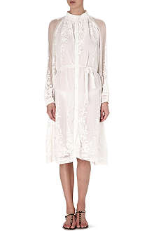 ZIMMERMANN Instinct embroidered dress