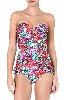 ZIMMERMANN Verano Laser Frill one-piece swimsuit