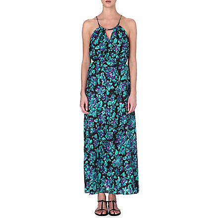 ZIMMERMANN Floral silk maxi dress (Floral