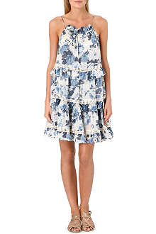 ZIMMERMANN Hydra tiered sun dress