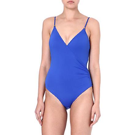 LAZUL Alegra swimsuit (Cobalt