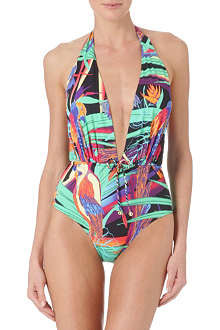 LAZUL Macaw swimsuit
