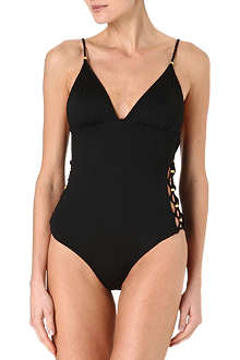 LAZUL Samara v-neck swimsuit