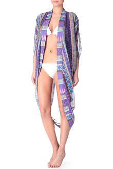 MARA HOFFMAN Frida cocoon cover-up