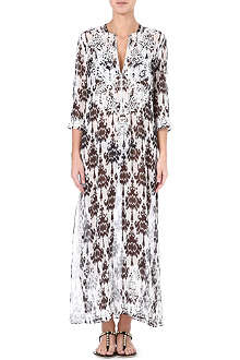 MARIE FRANCE VAN DAMME Zatic Kurta long kaftan