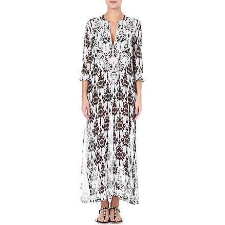 MARIE FRANCE VAN DAMME Zatic Kurta long kaftan (Zatic