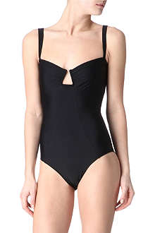 ANNA & BOY Panelled swimsuit