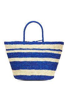 SENSI STUDIO Nautical maxi tote