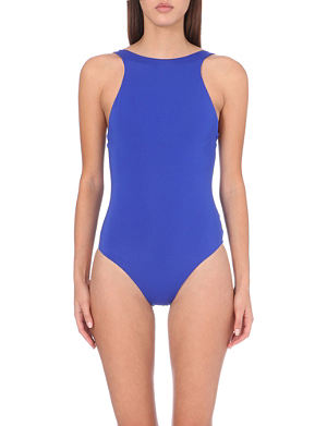 JETS BY JESSIKA ALLEN Intuition high-neck swimsuit