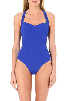 JETS BY JESSIKA ALLEN Aspire mesh-side swimsuit