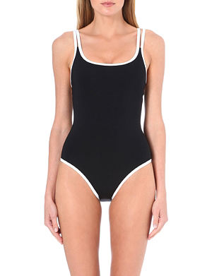 JETS BY JESSIKA ALLEN Classique banded swimsuit