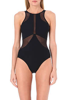 JETS BY JESSIKA ALLEN Aspire mesh-panelled swimsuit