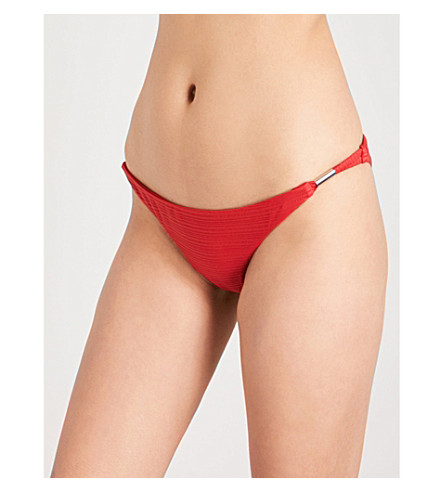 JETS BY JESSIKA ALLEN Disposition Mini bikini bottoms (Ruby