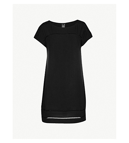 JETS BY JESSIKA ALLEN Jets jetset shift dress (Black