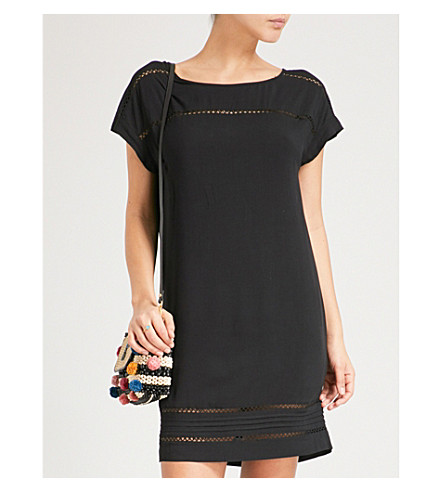 JETS BY JESSIKA ALLEN Jets jetset shift dress (Black