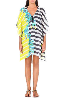 JETS BY JESSIKA ALLEN Connections v-neck modal kaftan