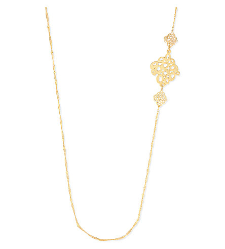 ASHIANA Charm necklace (Gold