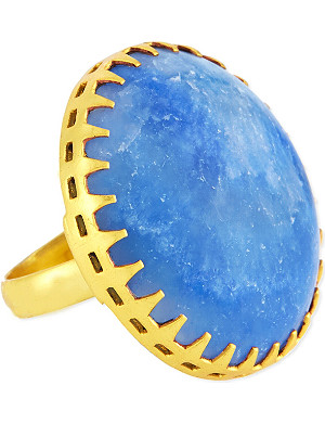 ASHIANA Round spike ring