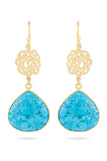 ASHIANA Cutwork earrings