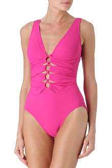 KARLA COLLETTO V-neck silent swimsuit