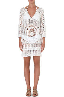 LISA MAREE The Uplift crochet dress