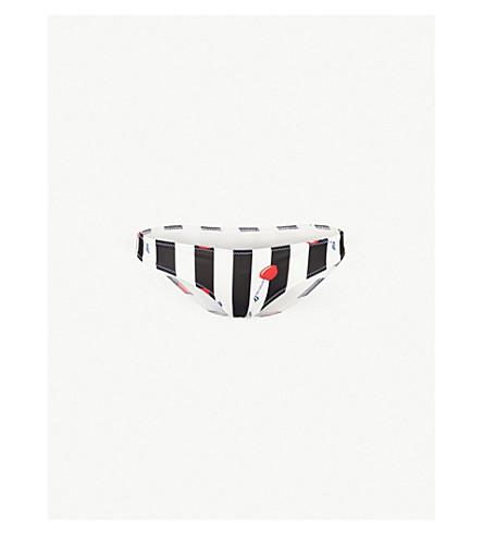 SOLID & STRIPED The Elle bikini bottoms (Cherries