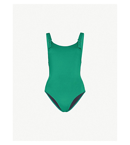 SOLID & STRIPED The Lucy swimsuit (Emerald