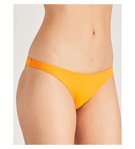 SOLID & STRIPED The Rachel bikini bottoms (Orange