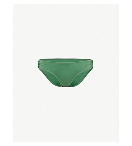 LAZUL cyma 西马比基尼下装 (法尔茨 + 绿色